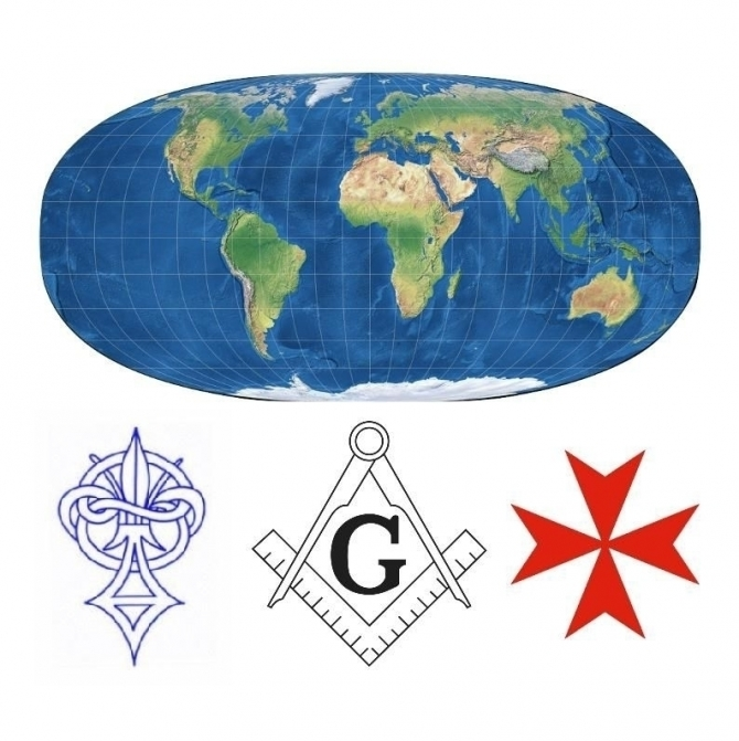 Universal Brotherhood - Priory of Sion