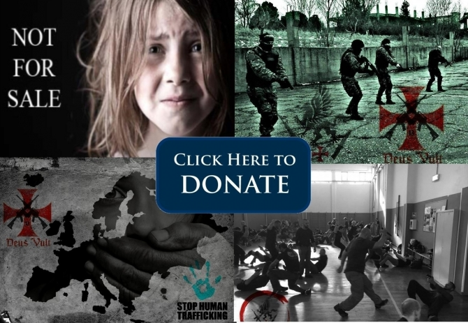 TCS - TACTICAL COMBAT SYSTEM'S INTERNATIONAL FUND RAISING TO FIGHT HUMAN SLAVERY - Priory of Sion